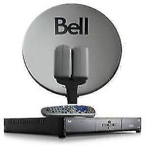 Bell Satellite TV Dish  Sales Services  Installation