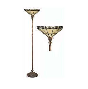 Antique Torchiere Floor Lamp Ebay