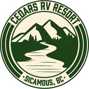 Overnight camping  - Sicamous BC