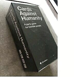 Cards Against Humanity - brand new, unopened & 2016 expansions