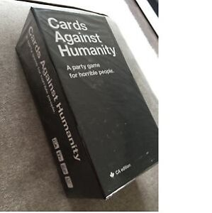 Cards Against Humanity - brand new, unopened 2016 expansions