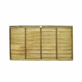 WANTED - 6FT X 3FT WOODEN FENCE PANEL, NEW OR USED