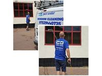 PURE WATER WINDOW CLEANING, PRESSURE DRIVEWAY JET WASH