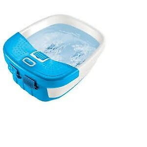 HoMedics Bubble Bliss Deluxe Foot Spa. Excellent condition.
