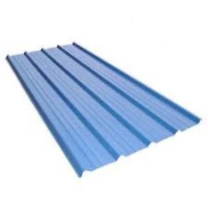 Looking for sheets of tin roofing