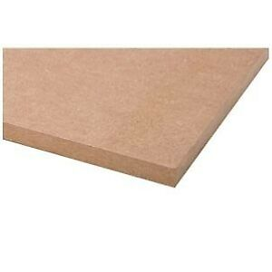 "4x8 1/2"" MDF particle board"