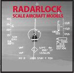 RadarLock Scale Aircraft Models