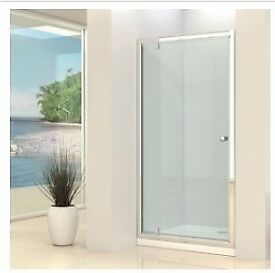 Pivot shower doors from as low as £85