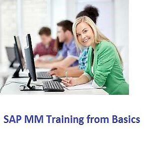 SAP MM Training from 1 of the WORLD's BEST TRAINER