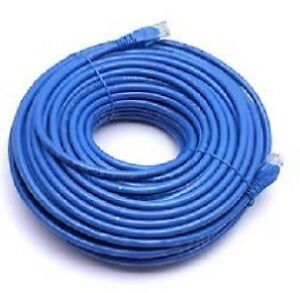 Ethernet / Network cables - Cat.5e and Cat.6 - 6 ft. to 100 ft.