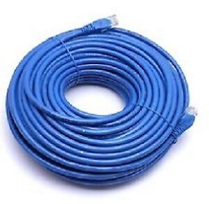 Ethernet / Network cables - Cat.6 and Cat.5e - 6 to 100 ft.