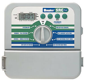 Hunter SRC Plus 9-Zone Irrigation Control