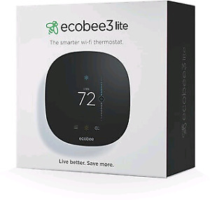 REDUCED to Sell !!! Ecobee 3 lite.... Smart Thermosat