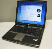 Affordable clean Dell lattitude D 520 laptop