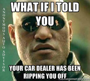 Grass Roots movement Car Dealers are Hating
