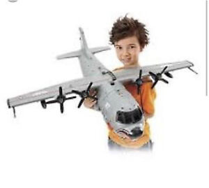 True Heroes Sentinel 1 S1 Fighter Jet (Airplane Toy)