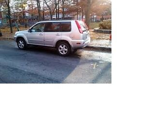 2006 Nissan X-trail SE SUV, v4  , great on gas , with snow tires