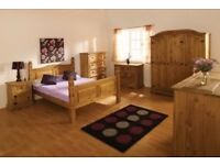 New Solid wood Cheap Furniture in stock now bedroom dining etc.