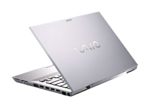 SONY VAIO (SILVER WITH BACKLIT KEYBOARD)