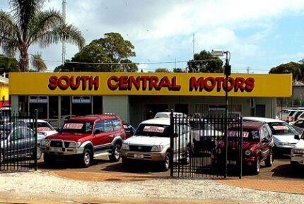 South Central Motors