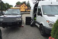 MOBILE TIRE SERVICE VANCOUVER TIRES ALMOST ALL MAKES AND MODELS