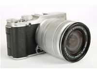 FujiFilm X-A2 Mirrorless Camera and 16-50mm F3.5-5.6 lens