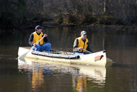 Canoes by Sportspal or Radisson - Fishing Canoes