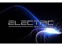 Electric Wednesday on August 24, 2016
