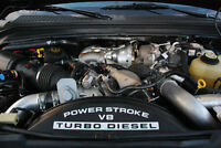 Ford 6.4L Powerstroke Engine Replacement