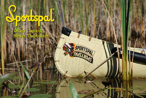 Sportspal - Radisson Canoes - Fishing & Hunting Canoes