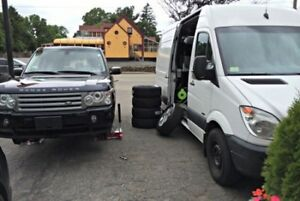 MOBILE TIRE SERVICE RICHMOND -SAVE BIG ON TIRES