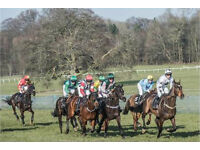 NFU MUTUAL BASINGSTOKE AND HAMPSHIRE HUNT POINT TO POINT