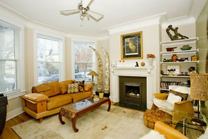 Beautiufl, cozy, lots of ligth 3 Bedroom and Den in South End