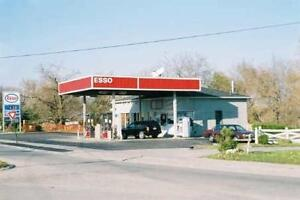 ESSO GAS STATION FOR SALE $ 690,000 ONLY 2 HRS FROM BRAMPTON