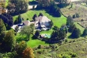 ****Caledon Custom Built Over 8.5 Acres Off Mississauga Road****