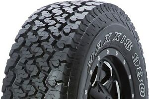 4WD ALL TERRAIN TYRE 33X12.5R15 MAXXIS AT-980 4X4 33 12.5 15 BRAVO