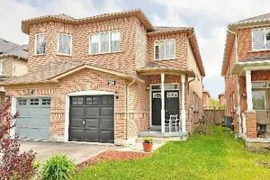 Thornhill Semi-Detached 3 Bdrm 3Bthrm MUST SEE!
