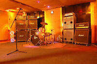 REHEARSAL SPACE / JAM ROOM, AVAILABLE NOW!