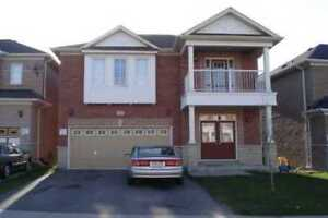 *Beautiful Detach House for Lease in Brampton-410/Bovaird**