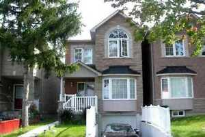 3+1 Bdr.  Fully Furnished House  from December 1st