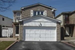 House for Rent...Preferably Families.....Steeles / Mavis