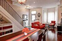 Amazing luxury house in Queen West - roommate needed!!!