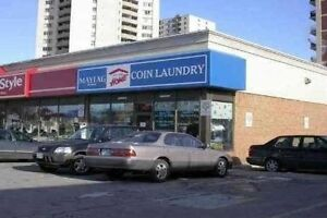 Attended Coin Laundromat