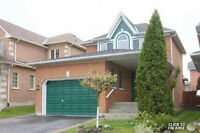 Detached House For Rent/Lease in Aurora! 3+1 Bedroom  3 Bath