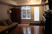Furnished Bachelor apartment in prime Liberty Village