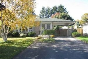 Great In-Law Suite Or Income Potential Property In Ajax!!