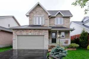 3 Bedroom Home for Lease in Desired Area in Bowmanville!