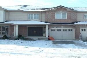 Brampton 3 Bedroom Freehold Townhouse