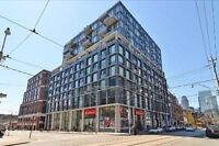 Stunning One bed + den in King East *Includes Parking*