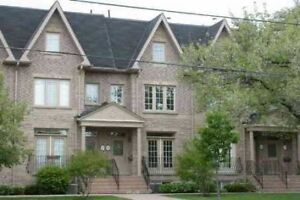 Unit Townhouse Is Very Well Laid Out And Spacious With Hardwood